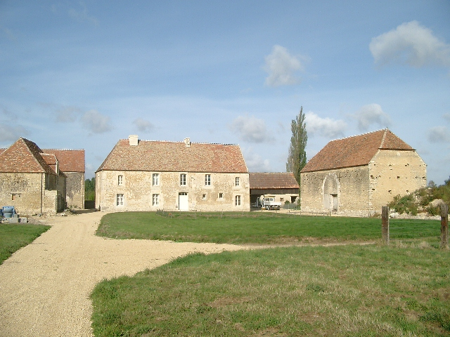 ensemble des batiments
