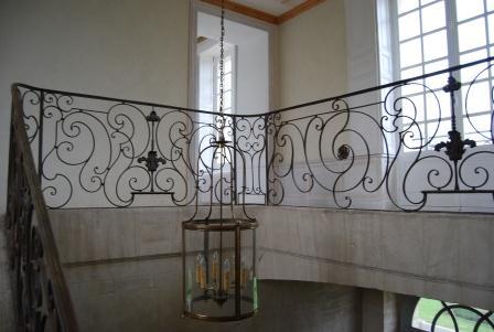escalier XVIIIeme