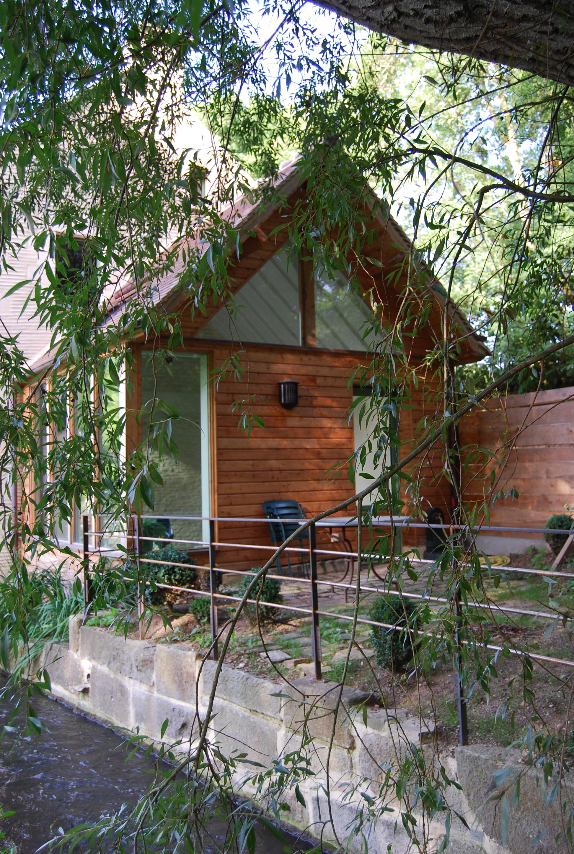 Extension jardin d'hiver