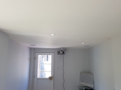 Downlights and Speakers