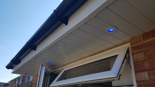 Soffit Lighting
