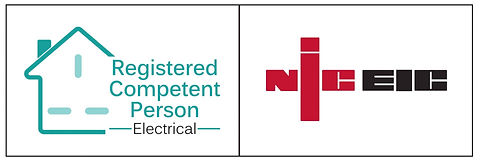 NICEIC Registered competent Person, electrical