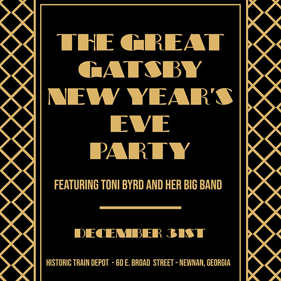 The Great Gatsby New Year's Eve Bash