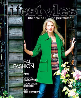 Lifestyles Life Around the perimeter September/October 2013 Toni Byrd