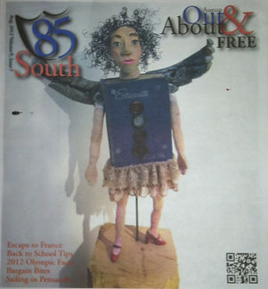 85 South Magazine Out and About August 2012 issue Toni Byrd