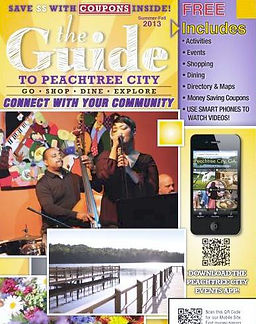 The Guide To Peachtree City Summer/Fall issue 2013