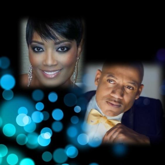 Toni Byrd & Maury Allums