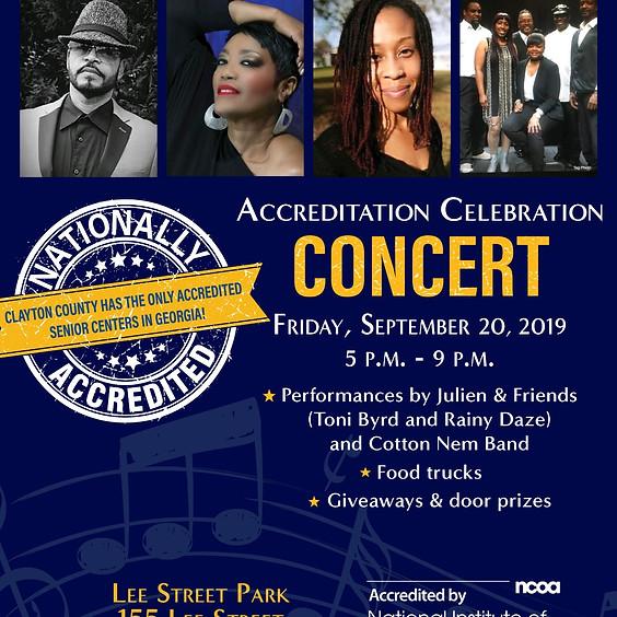 Accredidation Celebration Concert