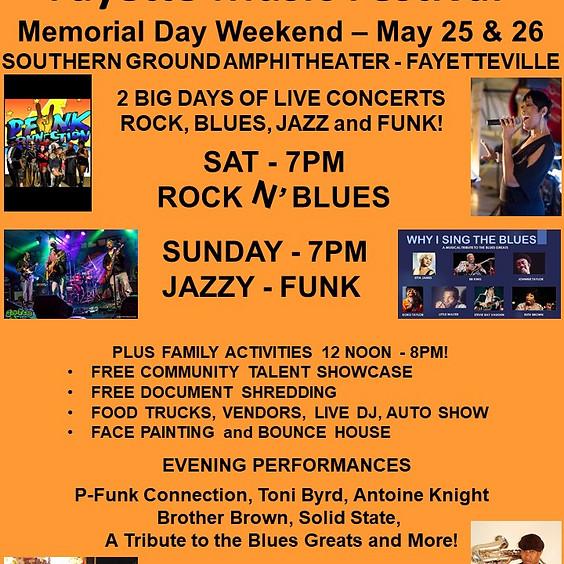 The Fayette Music Festival