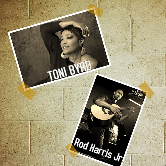 Toni Byrd and Rod Harris Jr. Acoustic Duo
