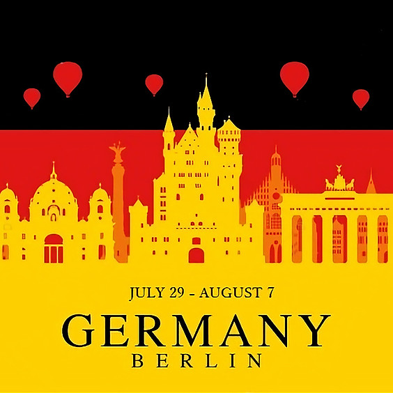 Germany Berlin & Prague Tour