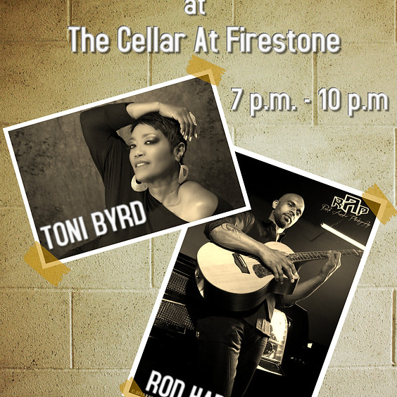 Toni Byrd and Rod Harris Jr Acoustic Duo