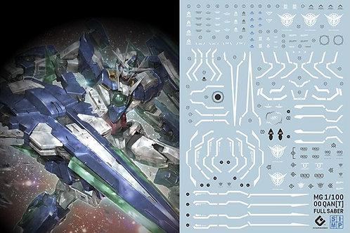 F08 MG 1/100 00 Gundam 00Q