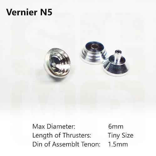 MDI-N5 Metal Vernier (2 sets)