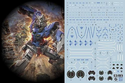 F07 MG 1/100 00 Gundam Exia