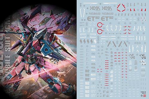 F15 MG 1/100 Justice Gundam