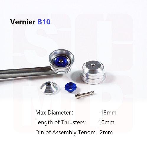 MDI-B10 Giant Size Metal Vernier (2 sets)