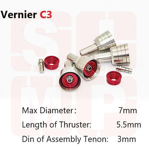 MDI-C3 Metal Vernier (2 sets)