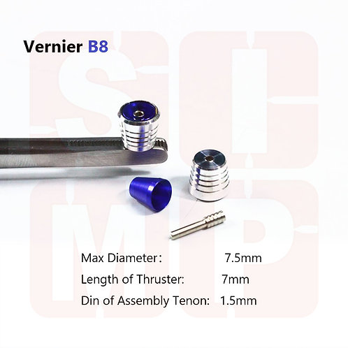 MDI-B8 Metal Vernier (2 sets)