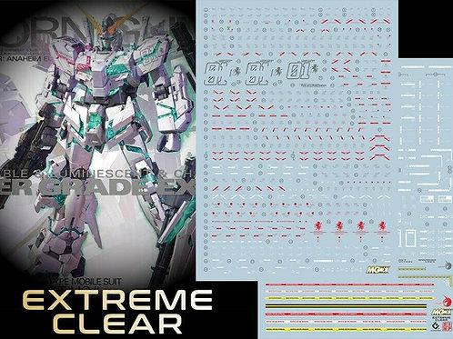 E36 MGEX Unicorn Gundam (Extreme Clear)