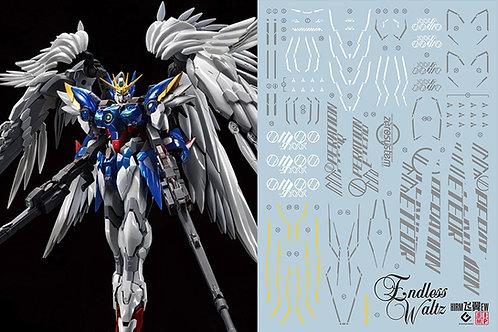 F19 HIRM Gundam Wing Zero Custom