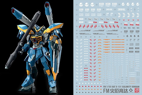 F38 FM (Full Mechanics) Calamity Gundam