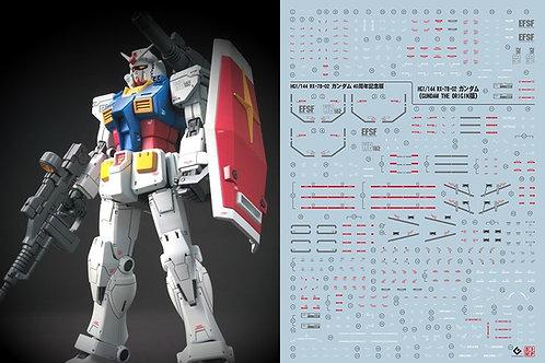 C34 HG 1/144 GTO style RX-78-2 Gundam