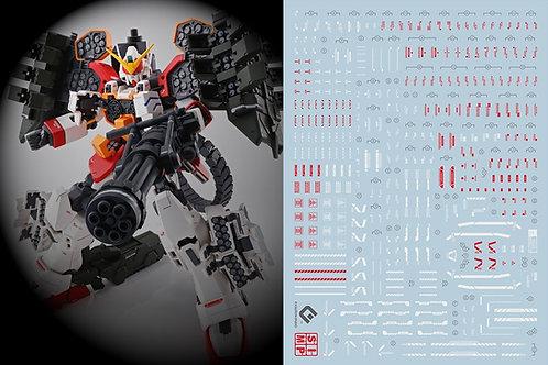 F30 MG Heavyarms Gundam / Heavyarms Gundam Igel Unit