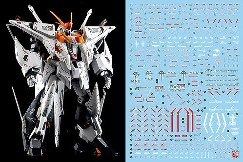 C54 HG 1/144 Xi Gundam Enhanced