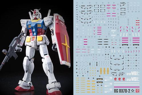 C23 RG 1/144 RX-78-2 Gundam