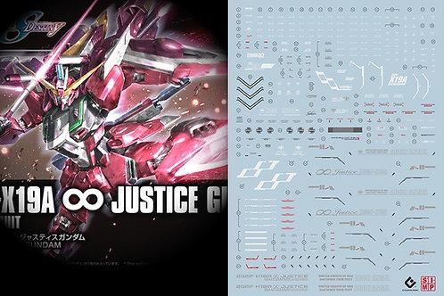 C40 HGCE Infinity Justice Gundam