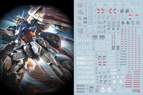 F10 MG 1/100 Seed Aile Strike Gundam