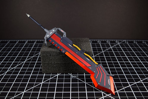W009 Giant Heat Sword 1/100