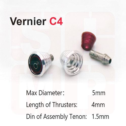 MDI-C4 Metal Vernier (2 sets)
