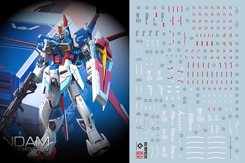 C38 RG HG 1/144 Force Impulse Gundam