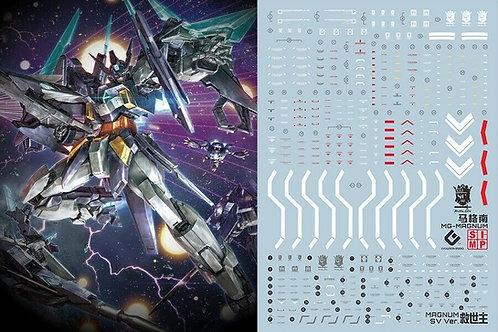 F31 MG Magnum Gundam