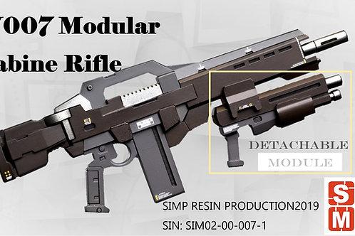 W007 Carbine Rifle 1/100