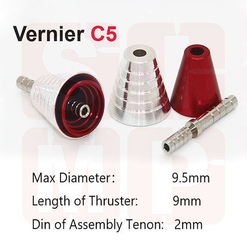 MDI-C5 Metal Vernier (2 sets)