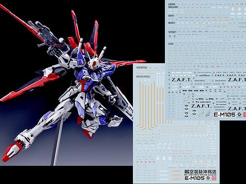 F42 MG 1/100 Force Impulse Gundam Enhanced
