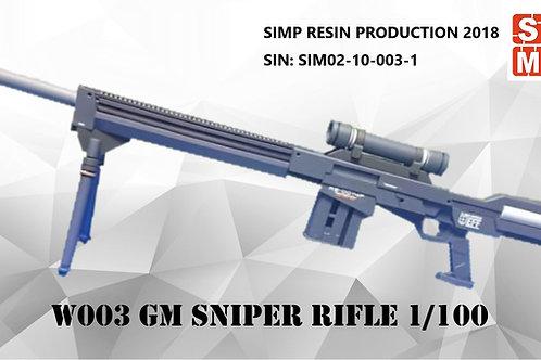 W003 GM Sniper Rifle