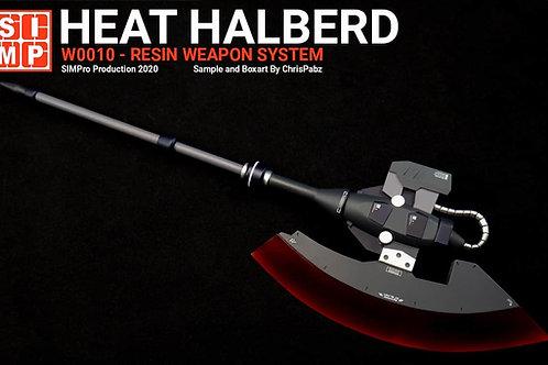W010 Heat Halberd 1/100