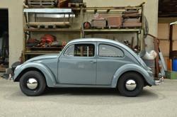 VW Käfer Ovali 1957