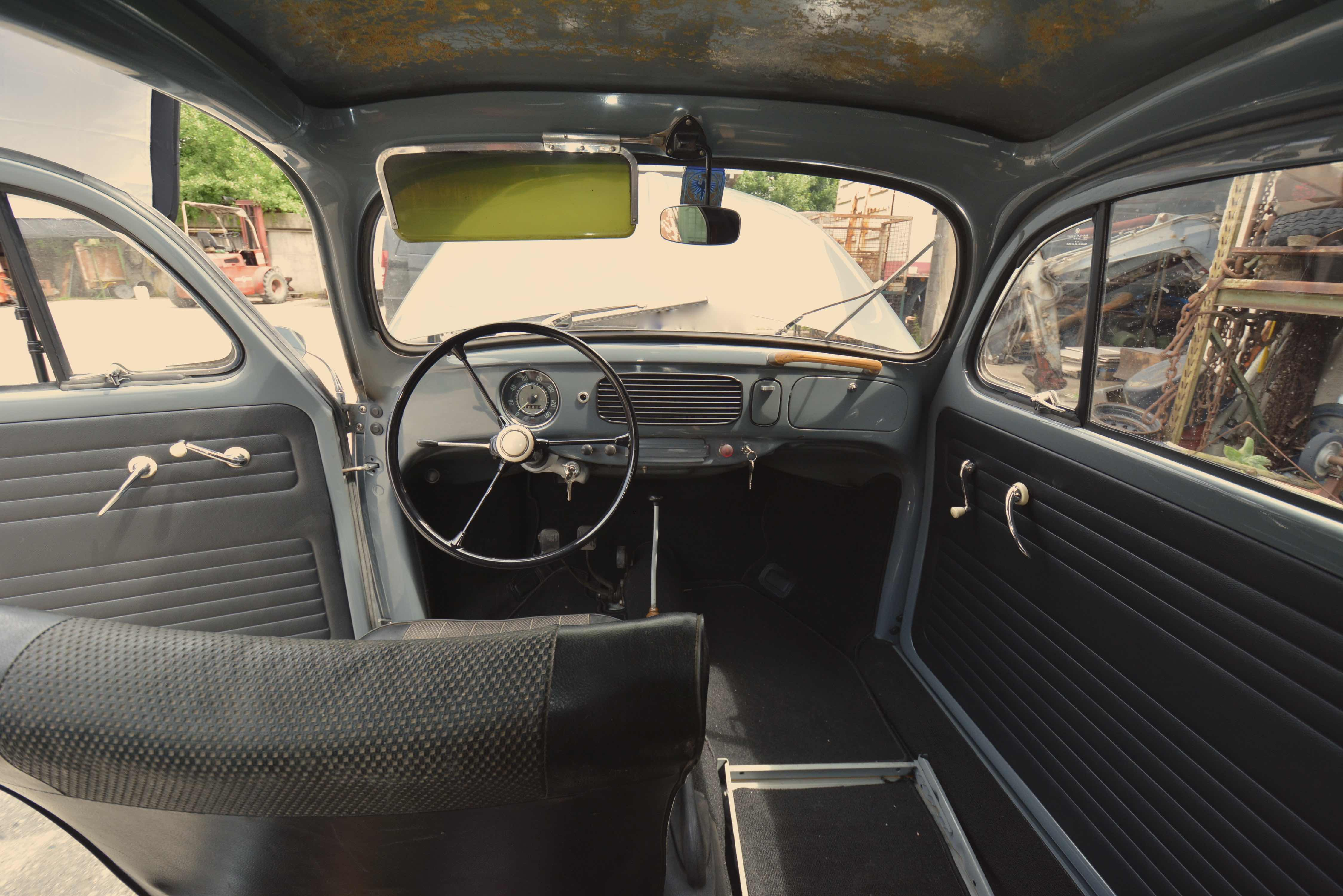 VW Käfer innen