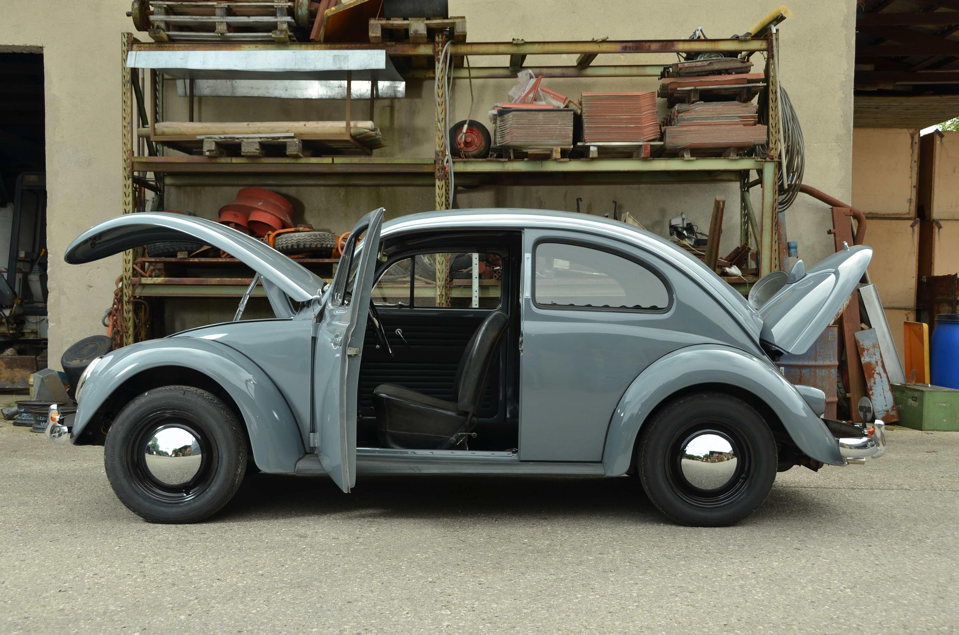 VW Käfer 1957