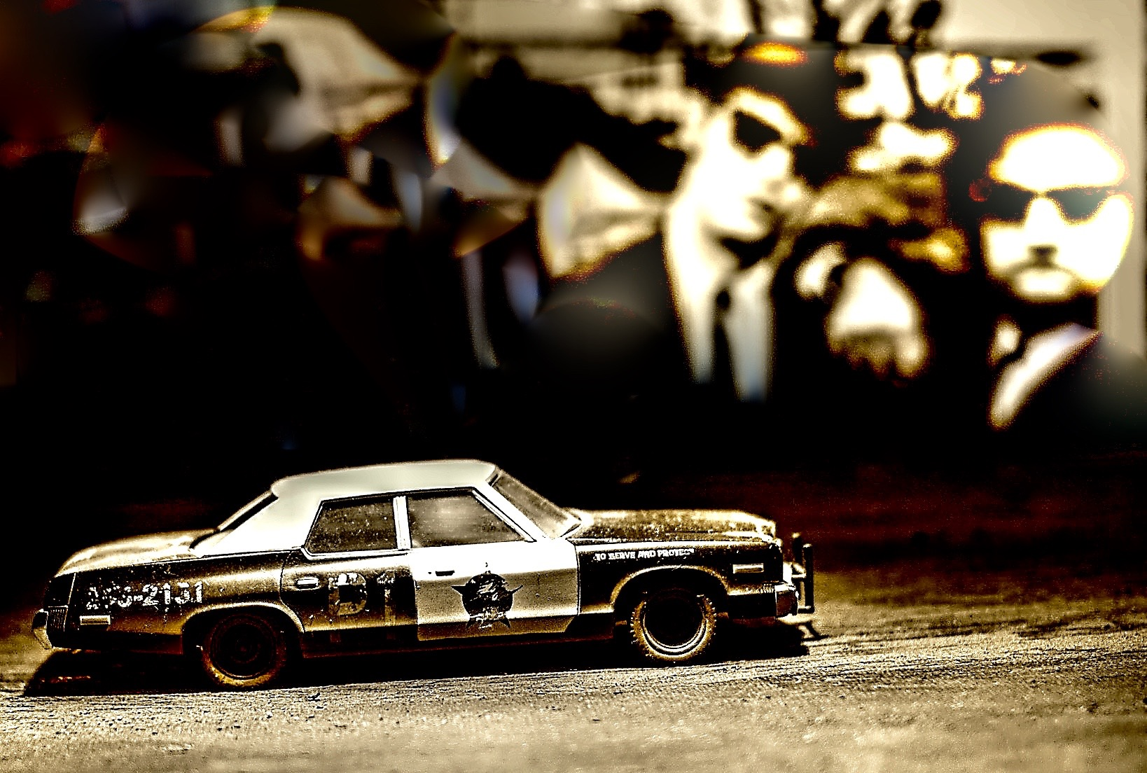 Dodge Monaco 1974 Blues Brothers