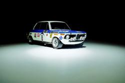 BMW 2002 ti Nürburgring 1970 #36