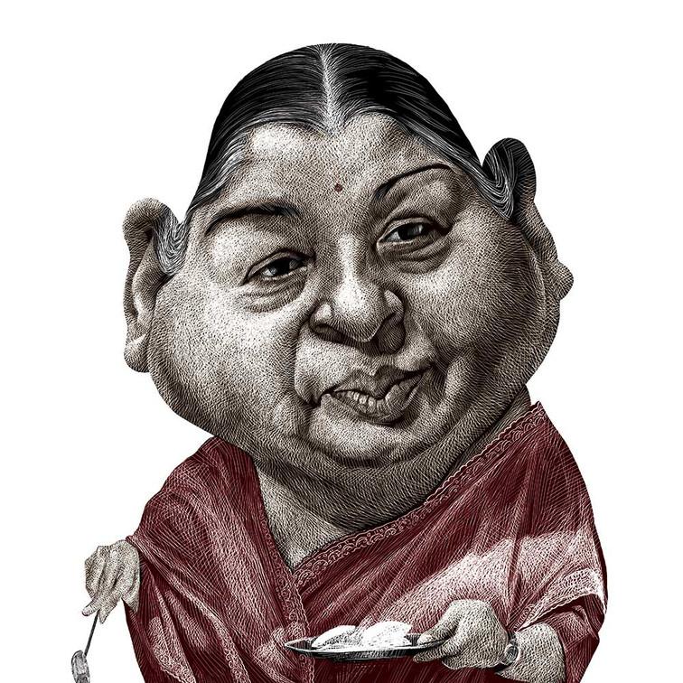 J.Jayalalitha