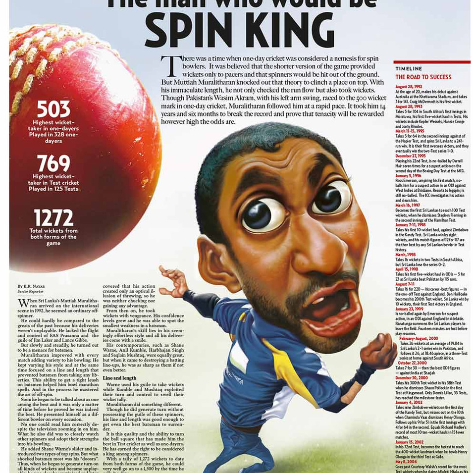 The Spin King