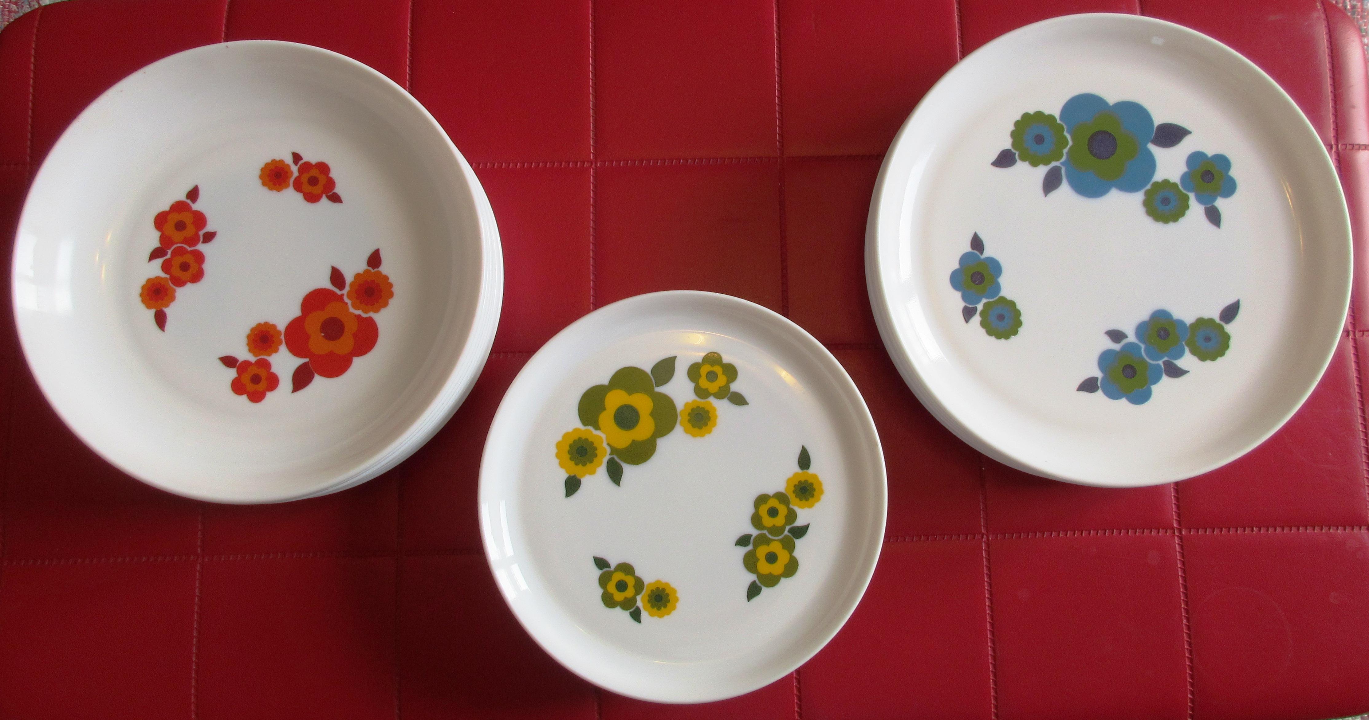 Arcopal plates
