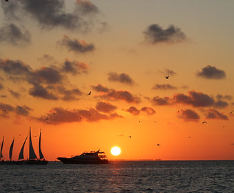Charter the Keys & Sunset Sailing the Florida Key in Key West, FL